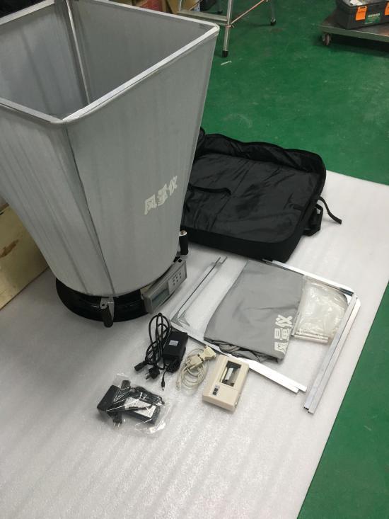 FLY-1型数显式风量仪风量罩风量计风量检测仪