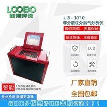国产LB-3010非分散红外烟气分析仪精度高、寿命长、无交叉干扰图片