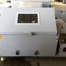 針對各種材質表面處理防腐處理后測試耐腐蝕性的鹽霧試驗箱圖片