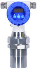 铸铝高温型超声波物液位仪应用于与料位、液位测控相关的各个领域图片