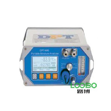 DPT-600便携式/台式露点仪现场露点分析仪测量气体的水分含量图片
