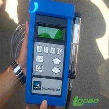 內置電池驅動的手持式汽車尾氣監測儀圖片