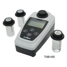 符合國際ISO7027檢驗方法的濁度測試儀圖片