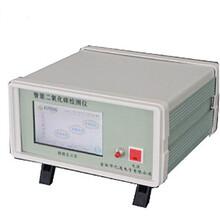 紅外二氧化碳檢測儀檢測室內CO2濃度、溫濕度圖片
