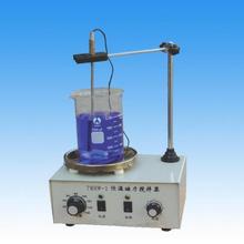 無噪聲恒溫磁力攪拌器圖片