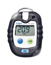 Pac3500單一氣體檢測儀圖片