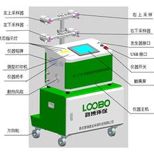 路博環保LB-2116B型生物安全柜質量檢測儀圖片