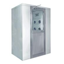 AAS鋼板風淋室實行自動和強制吹淋圖片