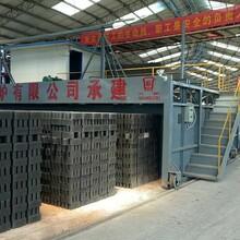烧结砖的生产工艺——亚新窑炉图片