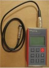 超声波双探头涂层测厚仪TT260A可以连接电脑打印