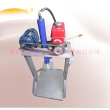恒尔HEYZ-7豆腐皮液压压榨机器豆腐皮配套设备干豆腐压榨机图片
