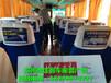河南郑州发往各地市长途大巴上的车载影视广告、座套广告