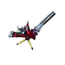 舟山强盾PLKDY移动式电控自摆消防炮