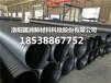 河南商丘600口径钢带增强聚乙烯波纹管埋地排水管生产厂家