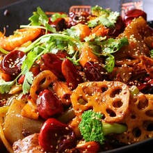 桂林哪里有正宗的麻辣香锅技术培训