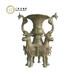 青铜器仿古摆件三羊开泰祭器礼器定做直销工艺品摆件
