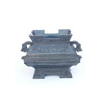 青铜器礼器(簠)礼器祭祀文化孔庙工艺品礼品祭祀宴飨