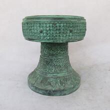 青铜器纹面礼器笾定做直销祭器礼器祭祀宴飨工艺品制作