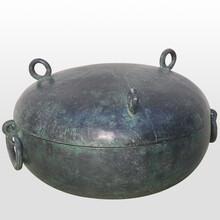 青铜器文庙礼器敦祭器礼器祭祀宴飨定做直销工艺品制作
