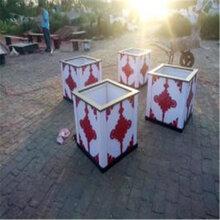 嘉永环卫专业生产实木花箱、绿化花箱、塑木花箱。厂家生产直销