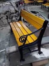 保定实木休闲椅,塑木公园椅,防腐木园林椅,定制,批发