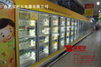 安徽合肥保鲜柜多少钱一台?冷藏柜厂家定做尺寸多少?