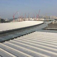 湖北地区铝镁锰、认准铝镁锰厂家压型65--430价格,铝镁锰金属屋面