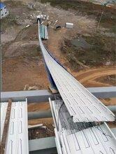 压型65-430铝镁锰板湖北知名厂家,25矮立边湖北铝镁锰的优势