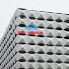 天德铝佰外墙门头装修专用铝单板冲孔板包柱各种雕花造型厂家定制
