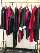 深圳原创设计师套头开衫羊毛衫布裳佳妮品牌折扣女装尾货走份批发
