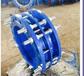内蒙古赤峰双法兰传力接头对管道热胀冷缩起到的重大作用