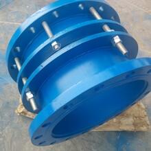 合肥市管道伸缩接头在安装时必须采用导向支架来固定