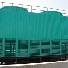 方形逆流玻璃钢纤维冷却塔山东锦山供应方形冷却塔方形低噪音冷却塔