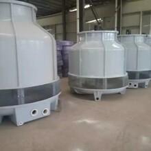 圆形冷却塔圆形逆流式冷却塔圆形低噪音冷却塔锦山供应DLT40厂家直销