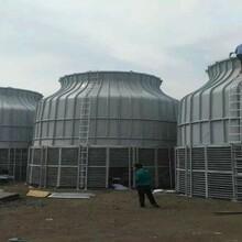 圆形节能环保冷却塔锦山科技供应DLT节能圆型冷却塔