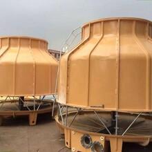 DBNL100圆形冷却塔山东锦山供应底噪圆形逆流式冷却塔