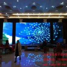 济南演绎舞台全彩色LED电子显示屏一些特殊的性能要求图片
