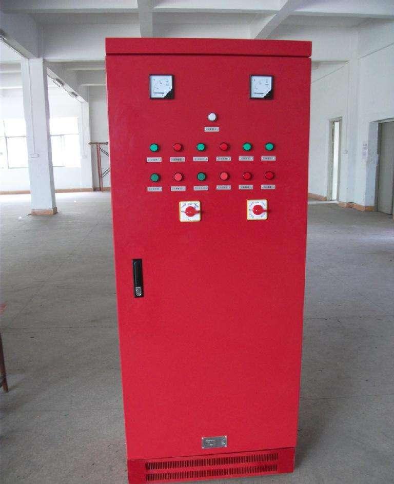 CCC认证消防水泵控制柜喷淋泵控制柜风机控制柜厂家