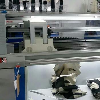 千里马针织机械3D飞织鞋面机3D鞋面机电脑横机QLM-B型36-80英寸