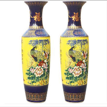 景德镇陶瓷花瓶厂家开业陶瓷花瓶定制供应景德镇大花瓶