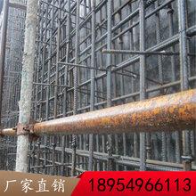 国标现货新型三段式止水螺杆墙面固定防止爆模可拆卸图片