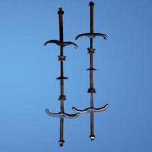 臨沂廠家直銷止水螺桿14mm粗牙止水螺桿建筑止水對拉螺桿圖片
