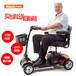 美国普拉德pride老年代步车四轮残疾人车老年人电动代步车助力车