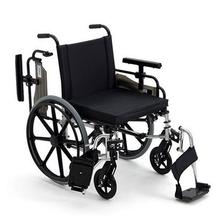 三贵MIKI手动轮椅MPTWSW-45HUS加宽加重加宽折叠轮椅车适合胖人
