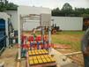 液压免烧马路花砖机全自动街道水泥砖机小型水泥盲道砖机