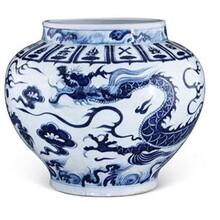 四川内江哪里可以鉴定交易青花瓷图片