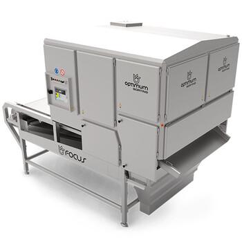 進口食品分選機光學分選機激光分選機異物剔除機高速色選機
