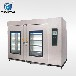 東莞元耀特價促銷步入式高溫燒機老化房耐燃燒試驗設備可定做步入式高溫老化房