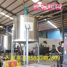 南宁价格定制大型化工搅拌罐色浆搅拌桶立式搅拌机
