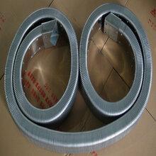 厂家直销矩形金属软管
